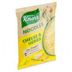 Knorr Instantná rezancová polievka so syrom a bylinkami 61 g