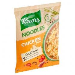 Knorr Instantná rezancová polievka s kuracou príchuťou 61 g