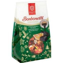 Bonbonetti Vianočné salonky - želé s citronovou a pomarančovou príchuťou 345 g