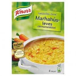 Knorr hovädzia polievka 73 g