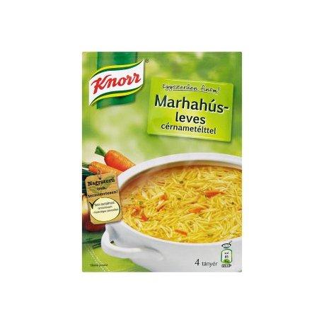 Knorr hovädzia polievka 97 g