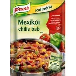 Knorr rafineria  - Mexická chili fazuľa 50g