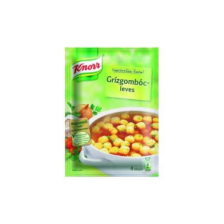 Knorr polievka 40 g - Krupicové knedličky