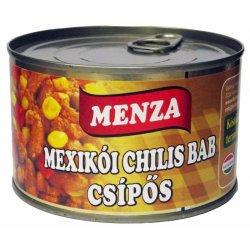 Menza mexická chili fazuľa 400 g