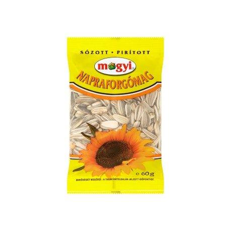 Mogyi slnečnicové semená 60 g