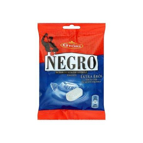 Negro cukrík 79 g - Extra silný