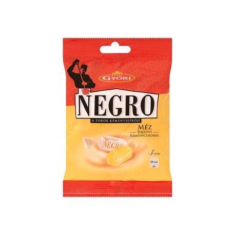 Negro cukrík 79 g - Med