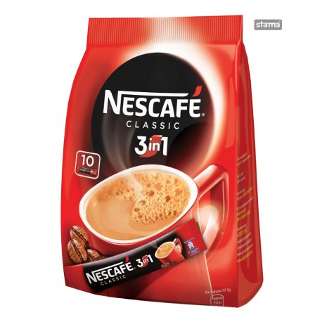 Nescafe inštantná káva 3in1