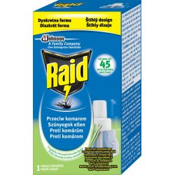 RAID tekutá náplň citronella proti komárom 27ml
