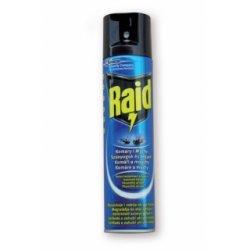 Raid  - Proti komárom a muchám 400ml