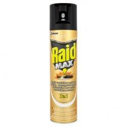 Raid max  - Proti švábom a mravcami  400ml
