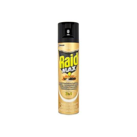 Raid max 400 ml - Proti švábom a mravcami