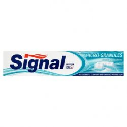 Signal zubná pasta  - Micro granules  75 ml