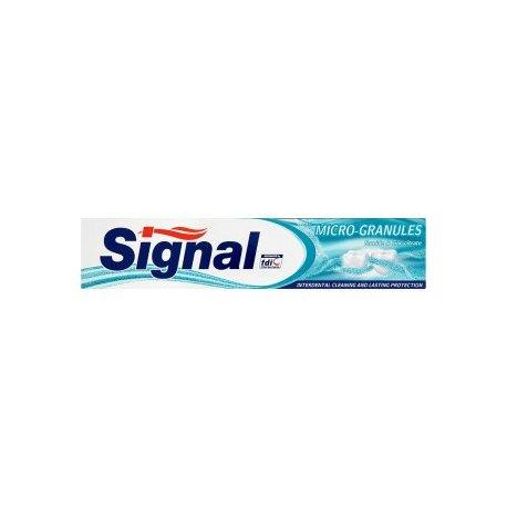 Signal zubná pasta 75 ml - Microgranule