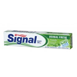 Signal Family zubná pasta - Herbal fresh   75 ml