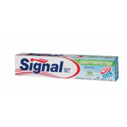 Signal Family zubná pasta  - Cavity protection 75ml