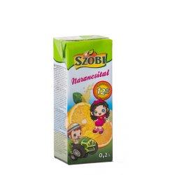 Szobi nápoj  - Pomaranč  0,2L