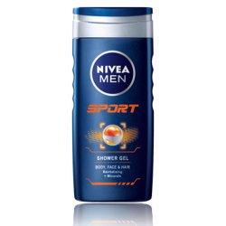 Nivea pánsky sprchový gél - Sport 250 ml