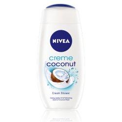Nivea dámsky sprchový gél  - Care Coconut 250ml