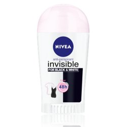 Nivea dámsky tuhý antiperspirant 40 ml - Invisible clear