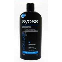 Syoss šampón 400 ml - Volume lift