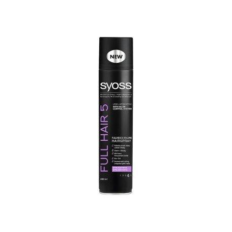 Syoss lak 300 ml - Full hair
